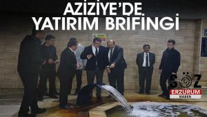 Başkan Orhan'dan hizmet sunumu