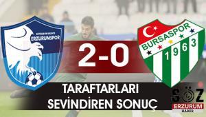 BB.Erzurumspor 2-0 Bursaspor