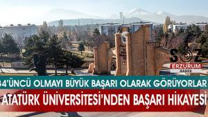 Atatürk Üniversitesi'nden Başarı Hikayesi!