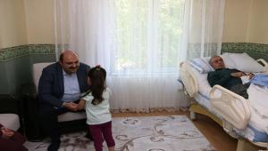 Başkan Orhan:''Gönüller İnşa ediyoruz''