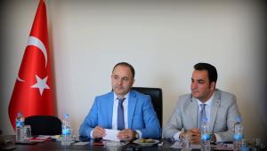 Doğu Anadolu Perder'de Görev değişimi