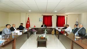 KUDAKA Yönetim Kurulu, Erzincan'ın Kemaliye İlçesinde Toplandı