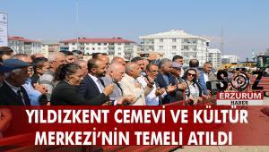 Yıldızkent Cemevi ve Kültür Merkezi'nin temeli atıldı