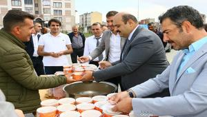 Başkan Orhan: Aşure Günü Birliğin ve Dirliğin simgesidir