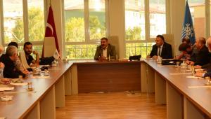 Başkan Sunar, Halk Gününde vatandaşları ağırladı