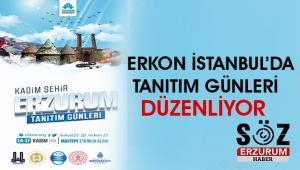 Erzurum için el ele