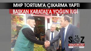 MHP'den Tortum'da İstişare Toplantısı