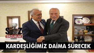 Atatürk Üniversitesi ve Büyükşehir Belediyesi, İş Birliklerine Bir Yenisini Daha Ekledi