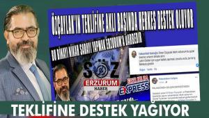 Gazeteci Sinan Özçaylak'ın teklifine sıcak bakılıyor