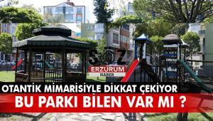 Muhsin Yazıcıoğlu Parkı'na yepyeni çehre