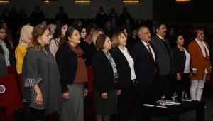 Atatürk Üniversitesinde Kadına Yönelik Şiddet Konuşuldu