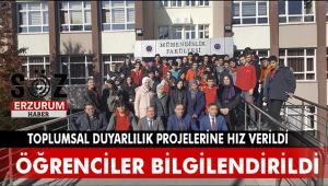 Atatürk Üniversitesinde Toplumsal Duyarlılık Projelerine Hız Verildi