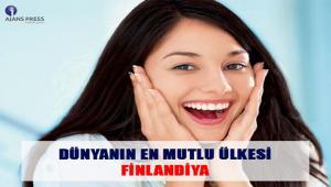 Dünya Mutluluk Raporu'na göre dünyanın en mutlu ülkesi Finlandiya oldu