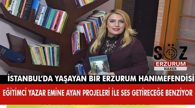 İstanbul'da Yaşayan Bir Erzurum Hanımefendisi