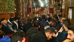 Başkan Orhan Gençlik buluşması programına katıldı