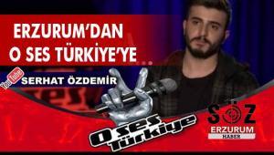Erzurum'dan O Ses Türkiye'ye