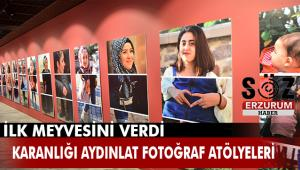100'den fazla Türk ve Suriyeli kadının objektifinden oluşan sergi Türkiye'yi dolaşacak
