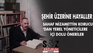 ŞEHİR ÜZERİNE HAYALLER