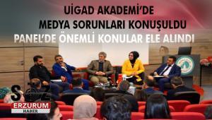 UİGAD Akademi İlk Panelini Üsküdar Üniversitesinde Yaptı