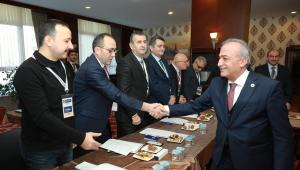 Atatürk Üniversitesi ev sahipliğinde Veteriner Fakülteleri Dekanlar Konseyi toplantısı