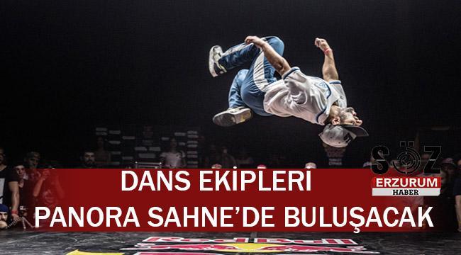 Erzurum Dans Gösterisine Panora Sahne'de ev sahipliği yapacak