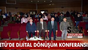 ETÜ'de Eğitimde Dijital Dönüşüm Konferansı Gerçekleştirildi