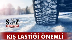 Kış Lastiği Kazaları Önlüyor