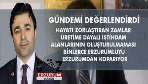Saadet Partisi İl Başkanı Faik Çalık'tan Basın Açıklaması