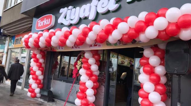 Erzurum Pancar Ekicileri Kooperatifi Torku'yu Erzurum'a getirdi