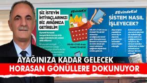 Başkan Aydın'dan takdir edilecek uygulama