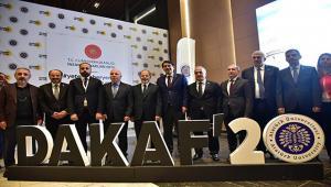 Doğu Anadolu Kariyer Fuarı (DAKAF'20) Başladı