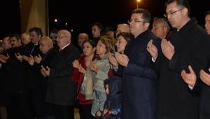 Şehit Gümrük Memuru memleketi Mersin'e uğurlandı