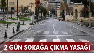 31 ilde sokağa çıkma yasağı ilan edildi