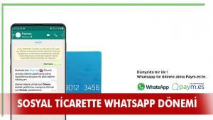 Ödüllü Türk Girişimi Paymes, dünyanın ilk akıllı ödeme botunu WhatsApp'a entegre etti!