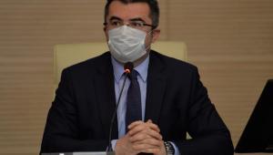 Erzurum Valisi Uyardı: Risk devam ediyor. Maskesiz Sokağa çıkılmayacak