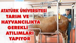 Atatürk Üniversitesi Bir İlki Daha Gerçekleştirdi