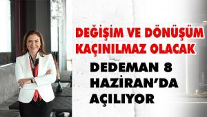 DEDEMAN TURİZM GRUBU'NDAN GÜVENDE KAL MANİFESTOSU