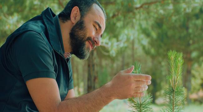 Orman Genel Müdürlüğü'nden anlamlı Babalar Günü filmi