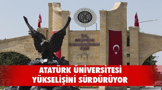 Atatürk Üniversitesi Cwts Leiden Sıralamasında 3 Basamak Birden Yükseldi