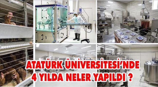 Atatürk Üniversitesinde Mevcut Sistemler Disipline Edildi