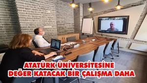 Atatürk Üniversitesinden Kurumsal Akreditasyon Hamlesi