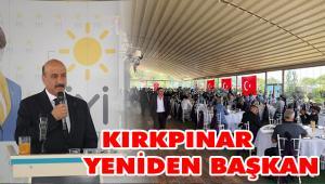 İYİ Parti Erzurum'da bugün kongre heyecanı yaşandı