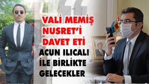 Vali Memiş Ünlü Kasap Nusret Gökçe'den Erzurum'a restoran açmasını istedi
