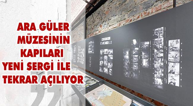 Ara Güler ve Ahmet Hamdi Tanpınar 'Aynı Rüyanın İçinde' buluştu