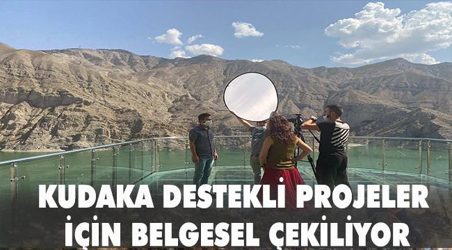 KUDAKA'nın desteklediği başarılı proje örnekleri TRT Haber'de yayınlanacak