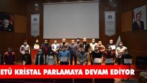 11 gün süren eğitimin sonunda katılımcılara sertifikaları verildi