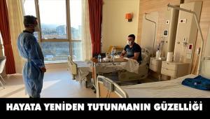 BEDİR'İ MUTLU KILAN ZİYARETİ''