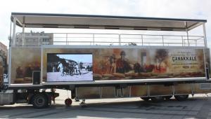 Çanakkale Savaşları Mobil Müzesi Erzurum'da