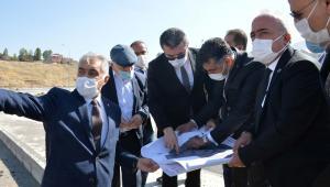 Çat-Şehir Hastanesi Yolu İyileştirme Projesi Erzurum'a Nefes Aldıracak