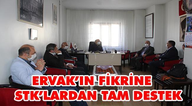 Erzurum ile Gence'nin kardeş şehir olsun
